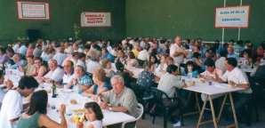 Momento del banquete