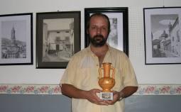 José Carlos Gordillo, autor de tres estupendas fotografías