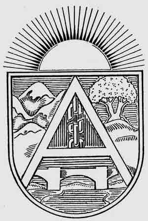 Escudo Consejo de Defensa de Aragón 1936-1937