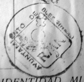 Sello municipal 1973