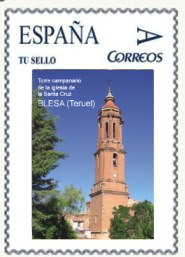 Tu Sello. Blesa (Aragón)